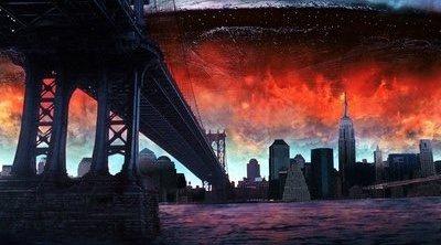 'Independence Day': Las imágenes de una tormenta que recuerdan a la llegada de los aliens