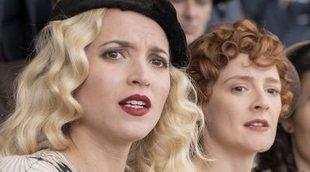 Ana Fernández y Ana Polvorosa se despiden de 'Las chicas del cable'
