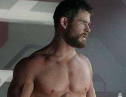 Chris Hemsworth se va a muscular más para su nueva película que para Thor