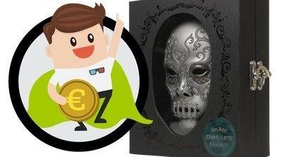 Las mejores ofertas en merchandising: 'Harry Potter', 'Rick y Morty' y más