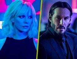 Charlize Theron quiere un crossover de 'Atómica' y 'John Wick'