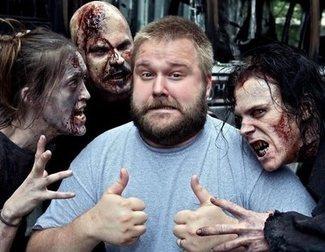"""'The Walking Dead': Robert Kirkman asegura que le trataron """"como a basura"""" en Marvel"""