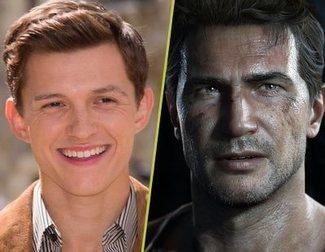 Tom Holland, ¿ha enseñado el peinado de Nathan Drake para 'Uncharted'?