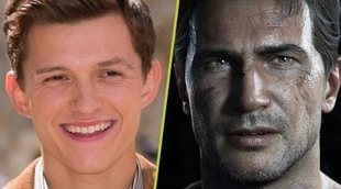 Tom Holland enseña su look de Nathan Drake para 'Uncharted'
