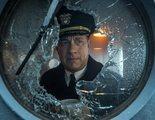 'Greyhound': La película de Tom Hanks bate el récord de mejor fin de semana de estreno en Apple TV+