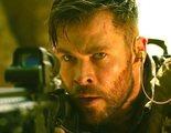 Chris Hemsworth celebra que 'Tyler Rake' lidere la lista de las películas originales más vistas de Netflix