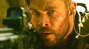 Chris Hemsworth celebra que 'Tyler Rake' sea la película original nº1 de Netflix