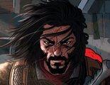 Keanu Reeves se convierte en un semidiós inmortal en el primer cómic escrito por el actor, 'BRZRKR'