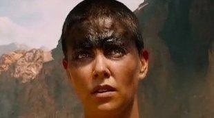 Charlize Theron muestra cómo se rapó el pelo para 'Mad Max: Fury Road'