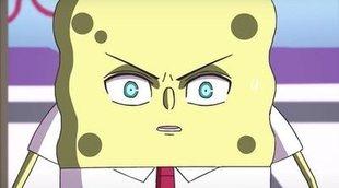 Los fans salvan un anime de Bob Esponja que fue retirado por YouTube