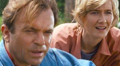 Sam Neill se incorpora por fin al rodaje de 'Jurassic World: Dominion'