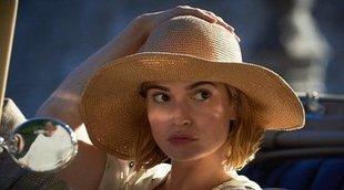 Primeras imágenes de Lily James y Armie Hammer en la nueva 'Rebecca'