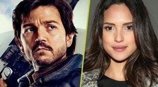 Adria Arjona protagonizaría la serie spin-off de 'Rogue One' junto a Diego Luna