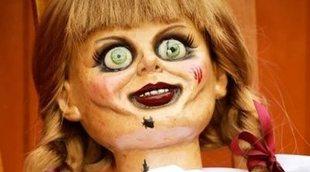 """El vídeo que demuestra que Annabelle no ha """"escapado"""" del museo de los Warren"""