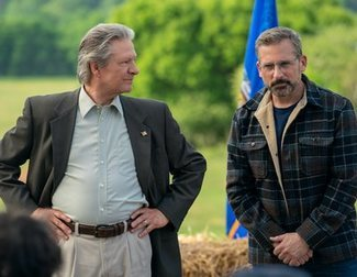 Clip exclusivo de 'Un plan irresistible' con Steve Carell y Chris Cooper