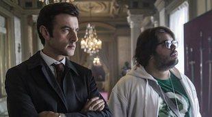 ¿Cuál sería el origen de superhéroes de Brays Efe y Javier Rey?