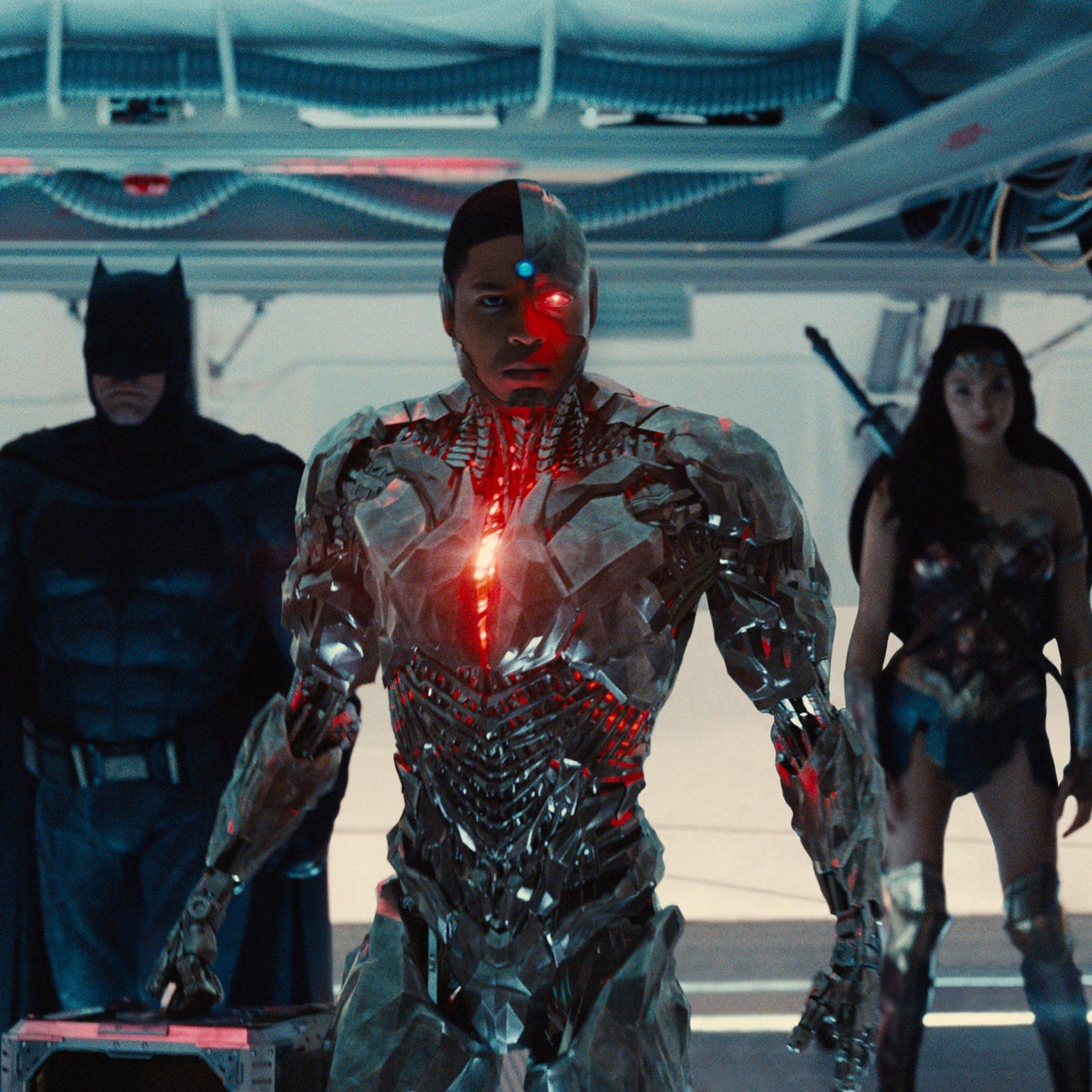 Zack Snyder lanza una adelanto del tráiler de su 'Liga de