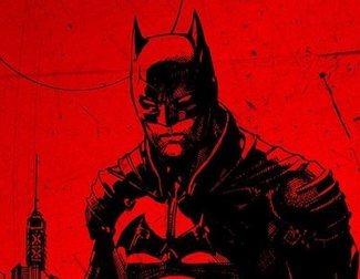 Primer vistazo al logo oficial de 'The Batman'