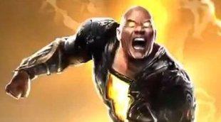 'Black Adam' estrena dos teasers animados y desvela todo el arte conceptual