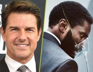 """Gran película. Gran Pantalla"": Tom Cruise ha ido a ver 'Tenet' al cine"