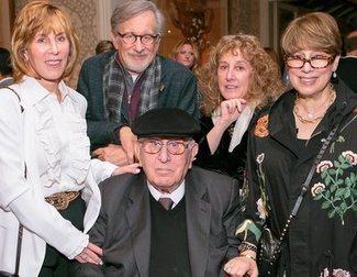 Muere el padre de Steven Spielberg, Arnold, a los 103 años