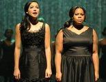 'Glee': Amber Riley homenajea a Naya Rivera cantando en el programa de Jimmy Kimmel