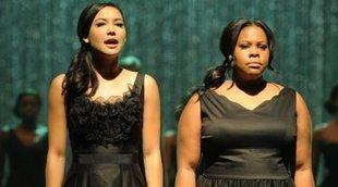 Amber Riley hace un precioso homenaje a Naya Rivera, su compañera en 'Glee'