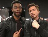Robert Downey Jr. también se despide de Chadwick Boseman, cuya muerte bate un récord en Twitter