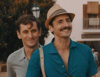 """Raúl Arévalo y Juan Diego Botto estrenan 'Los europeos': """"Queremos que el cine siga viéndose en salas"""""""