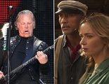 Metallica, la banda de heavy metal, está trabajando para Disney en 'Jungle Cruise'