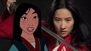 Cómo se gestó el cameo de la Mulán original en el remake en acción real