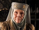"""Los actores de 'Juego de Tronos' se despiden de Diana Rigg, """"la verdadera reina de Poniente"""""""