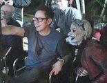 'El escuadrón Suicida': Kevin Feige visita el rodaje junto a James Gunn