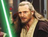 Liam Neeson defiende 'La amenaza fantasma' y elogia a Ahmed Best (Jar Jar Binks)