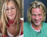 Jennifer Aniston dijo sí sin pensárselo a la recreación de 'Aquel excitante curso' que comparte con Brad Pitt