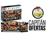 Las mejores ofertas en merchandising: 'Friends', 'Up', 'Regreso al futuro' y más