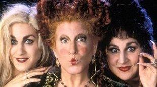 'El retorno de las brujas' es número uno de taquilla casi 30 años después