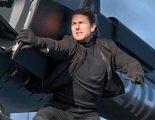'Misión Imposible 7': Tom Cruise y Hayley Atwell asombran a los noruegos que les han pillado rodando en un tren en marcha