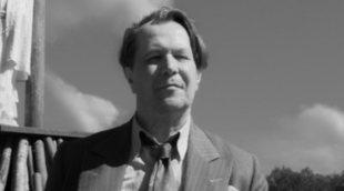 David Fincher ha vuelto: Primer tráiler de 'Mank' con Gary Oldman