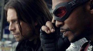 Sorpresa en las fotos del rodaje de 'The Falcon and the Winter Soldier'