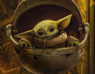 Baby Yoda nos enamora en los nuevos pósters de 'The Mandalorian'