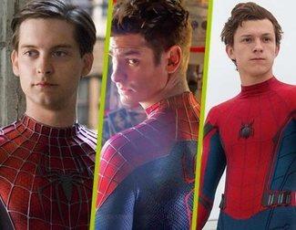 Tobey Maguire y Andrew Garfield podrían estar en la próxima 'Spider-Man'