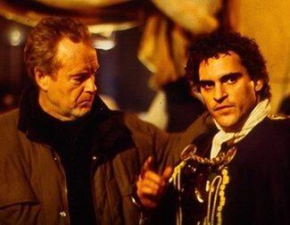 Joaquin Phoenix será Napoleón en una película de Ridley Scott