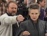 'Los últimos Jedi': La polaroid de Carrie Fisher con la que se ha topado Rian Johnson haciendo limpieza