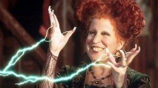 Bette Middler lanza un primer vistazo a la reunión de 'El retorno de las brujas'
