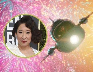 Qué habría significado para Sandra Oh ver 'Más allá de la luna' cuando era pequeña