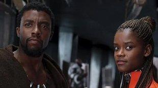 """Letitia Wright no quiere """"ni pensar"""" en 'Black Panther 2'"""