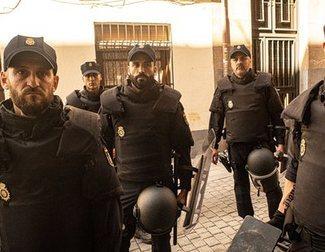 """La Policía contra 'Antidisturbios' de Sorogoyen: """"Es una basura"""""""
