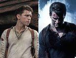 'Uncharted': Primera imagen oficial de Tom Holland como Nathan Drake