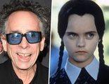 Tim Burton planea una serie en acción real de 'La familia Addams'